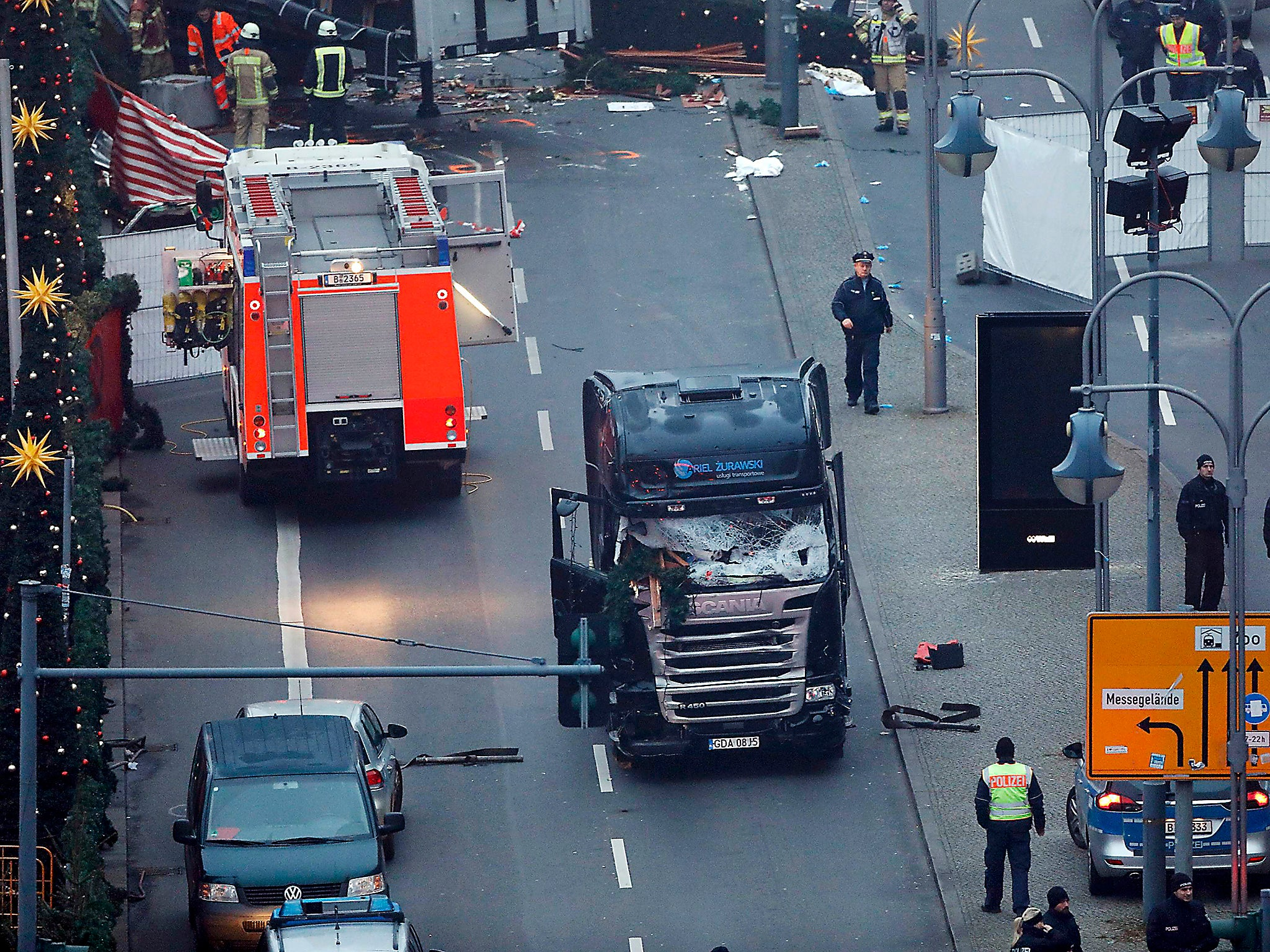 Berlin attack latest germany can expect 39 further Design attack berlin