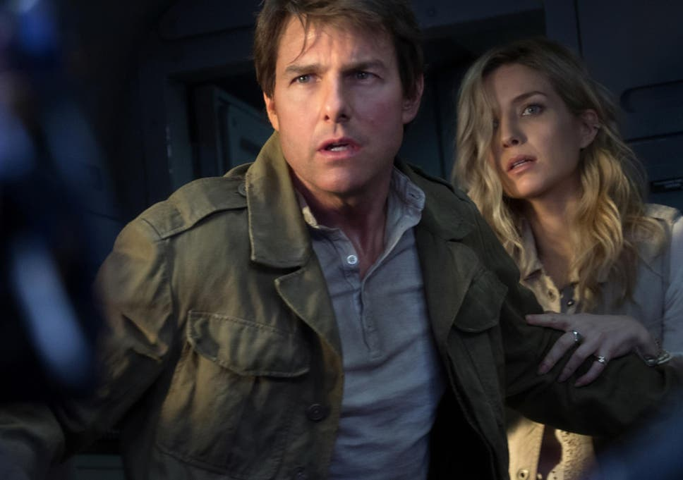 The Mummy trailer was accidentally uploaded with half of the