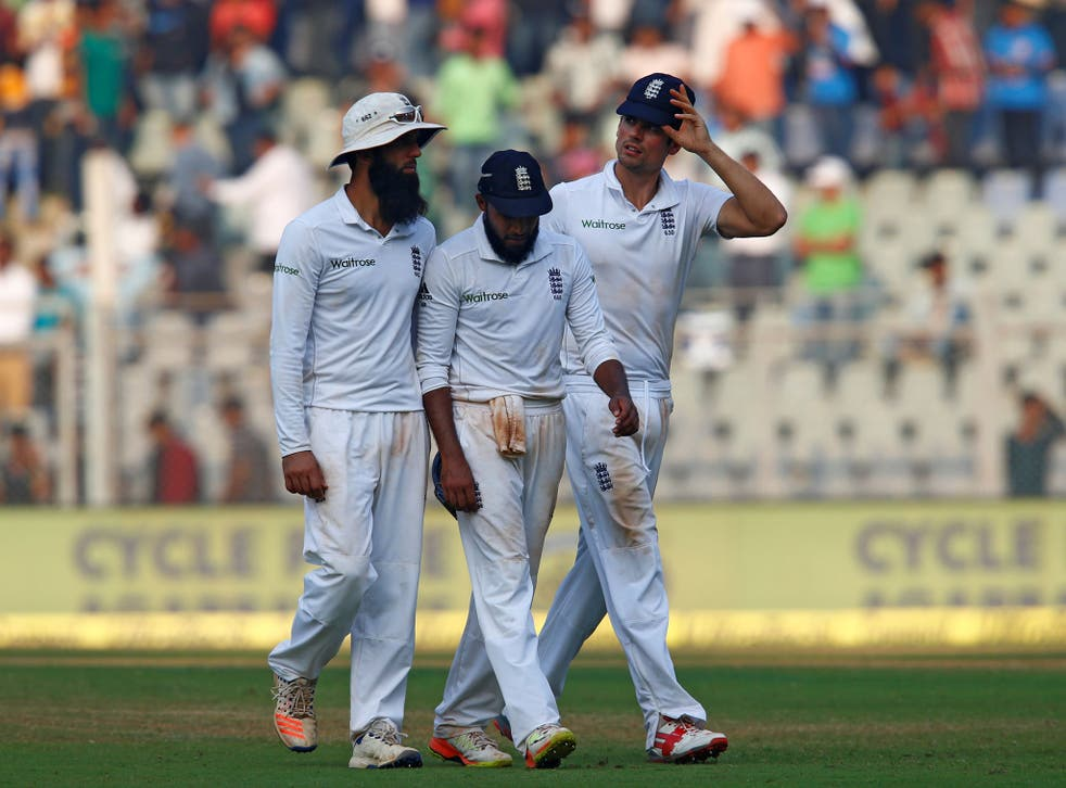 Adil Rashid did not have the full backing of his captain