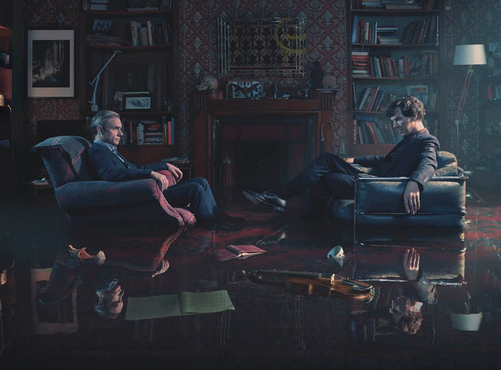 'Sherlock' has become a staple of festive TV viewing