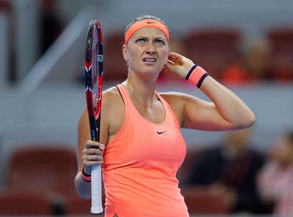 Petra Kvitova was attacked in what was described as a burglary