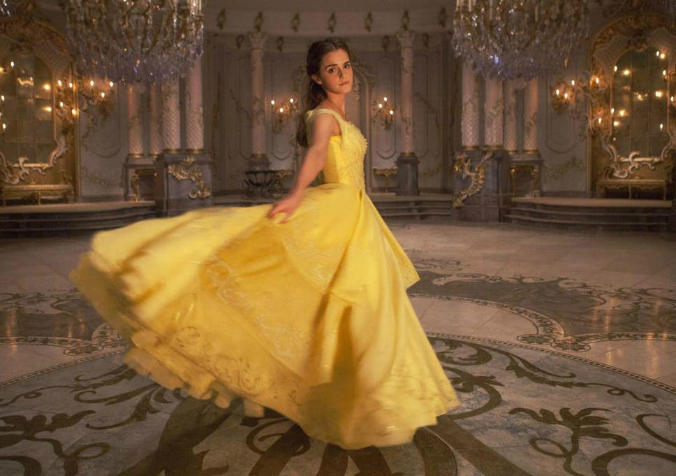 Just Belle beauty and the beast: emma watson on why she chose belle over