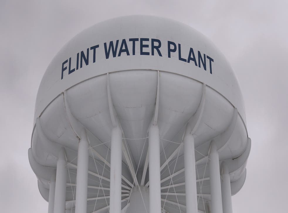 Officials in Flint are facing charges of involuntary manslaughter over the water crisis there