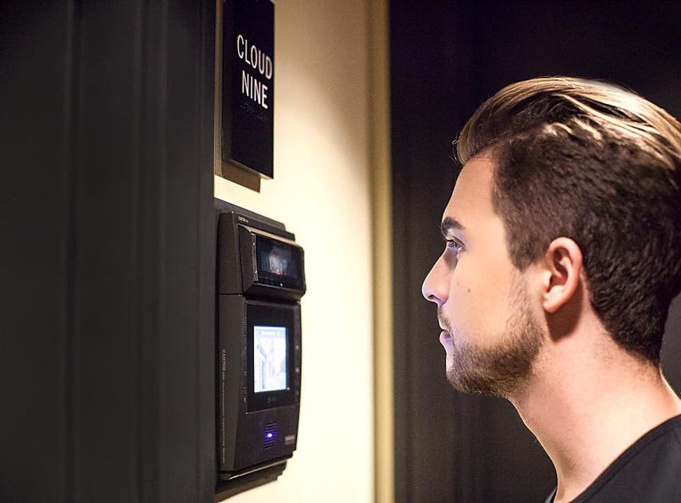 Iris scanners are becoming more popular – but they can never be as secure as a password for one simple reason