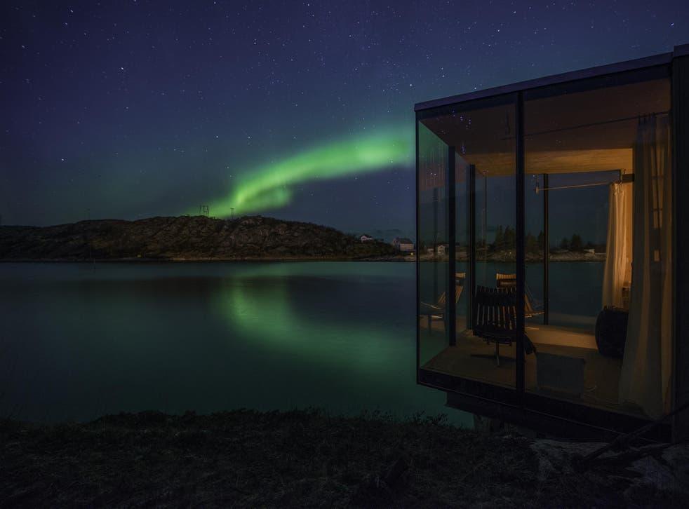 Manhausen Sea Cabins, Norway