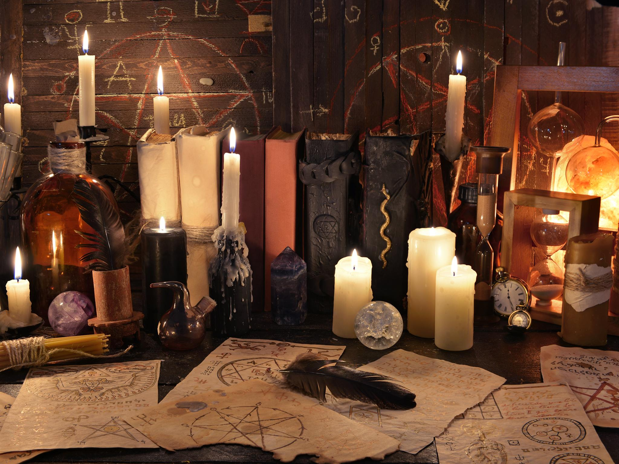 What Popculture Gets Wrong About Witchcraft According To A Witch  The  Independent