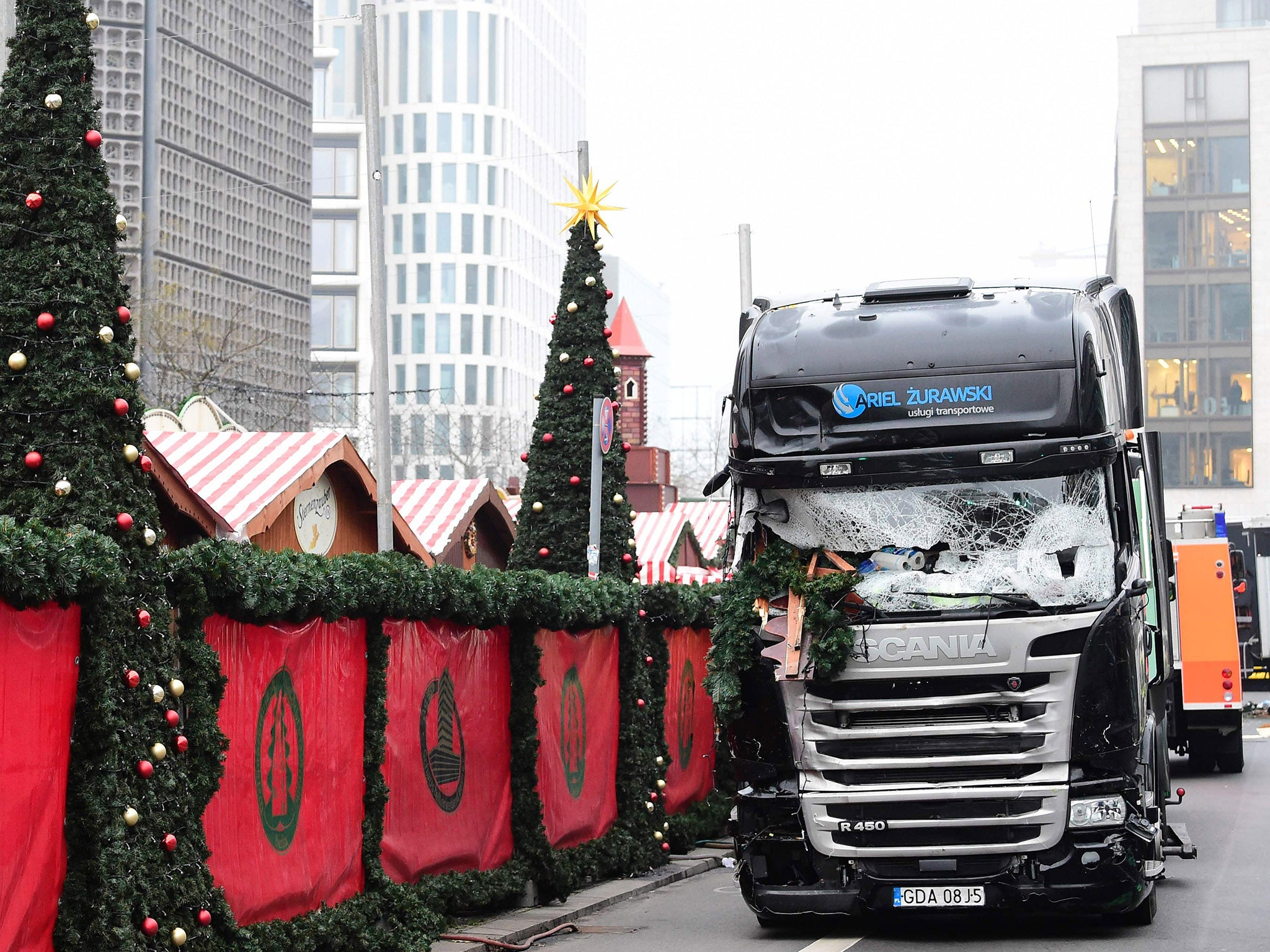 Berlin Attack Tunisian Man Freed After Being Investigated