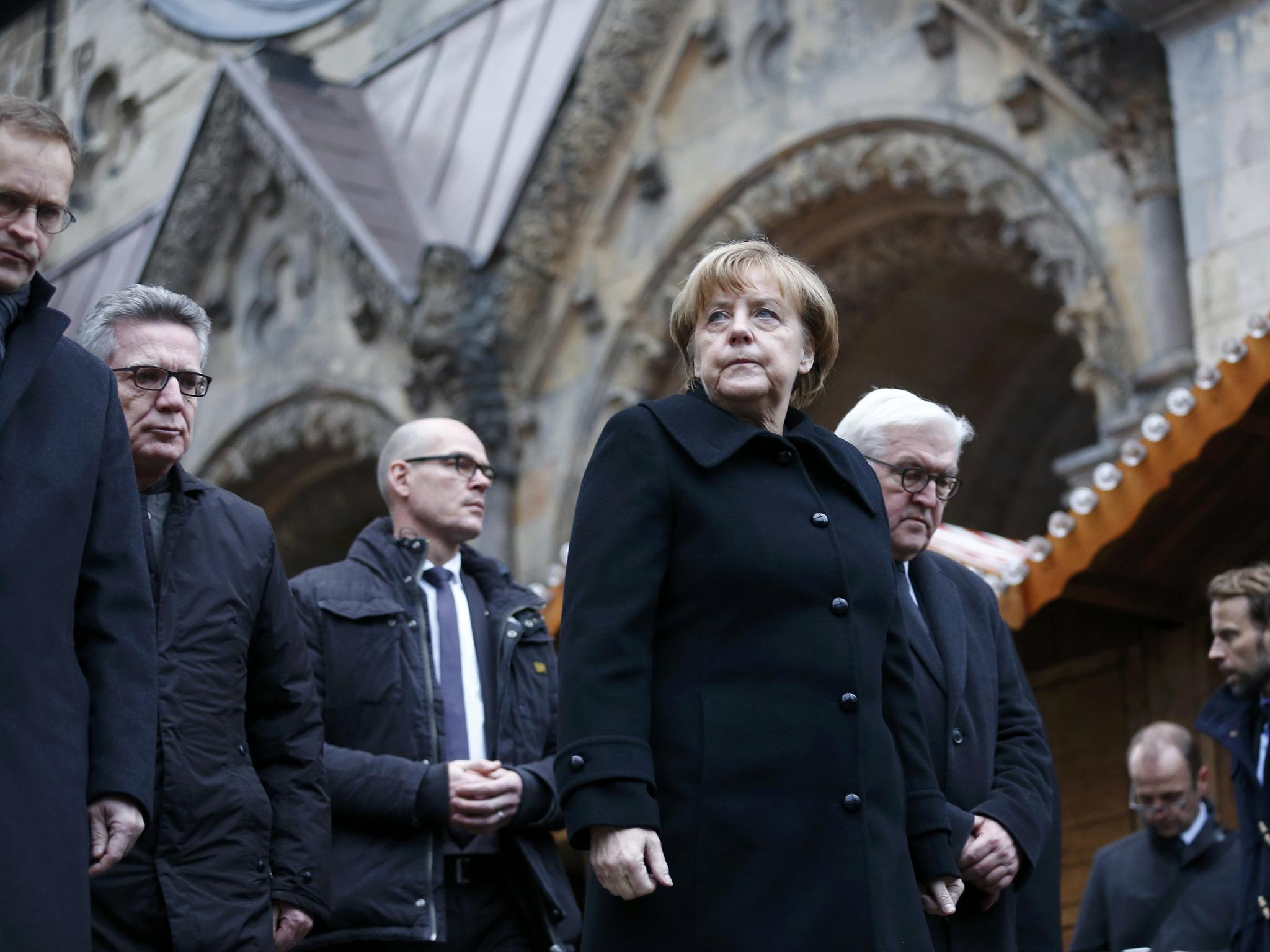 Think Angela Merkel Is Guaranteed A Fourth Term As German Chancellor Don T Be So Sure The Independent The Independent