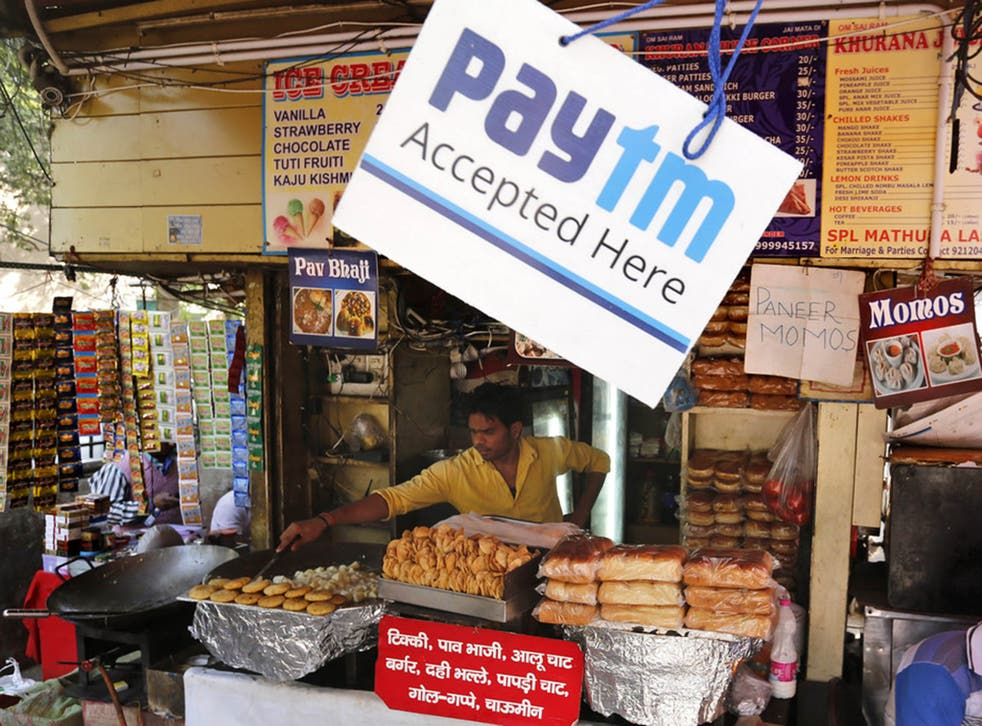Indians have turned to digital payment following demonetisation