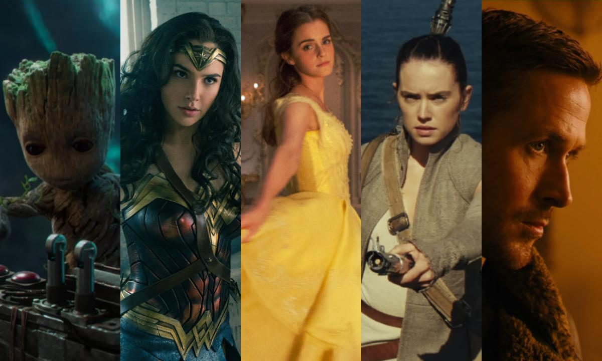 37 Films to get excited about in 2017