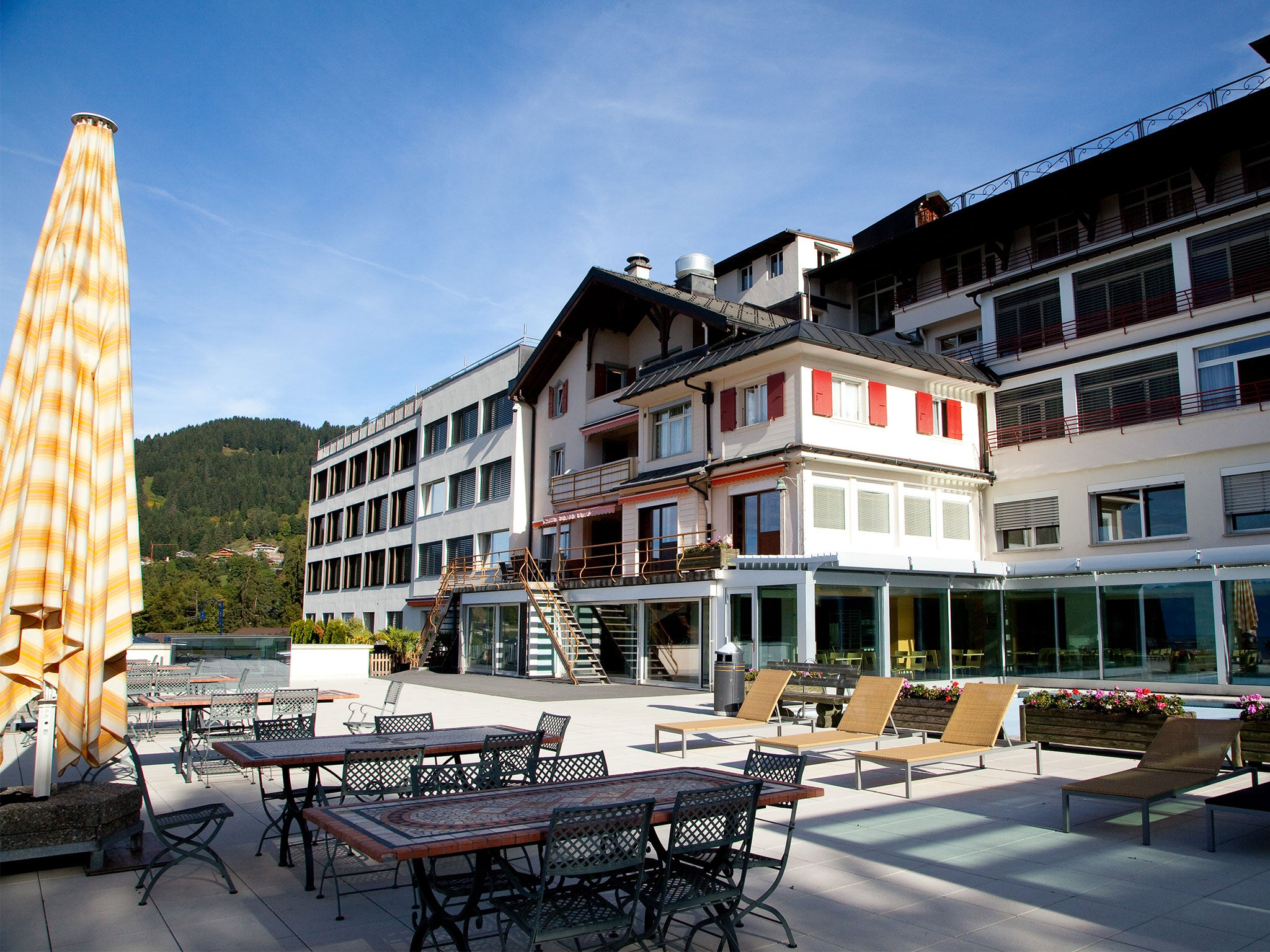 collge alpin international beau soleil
