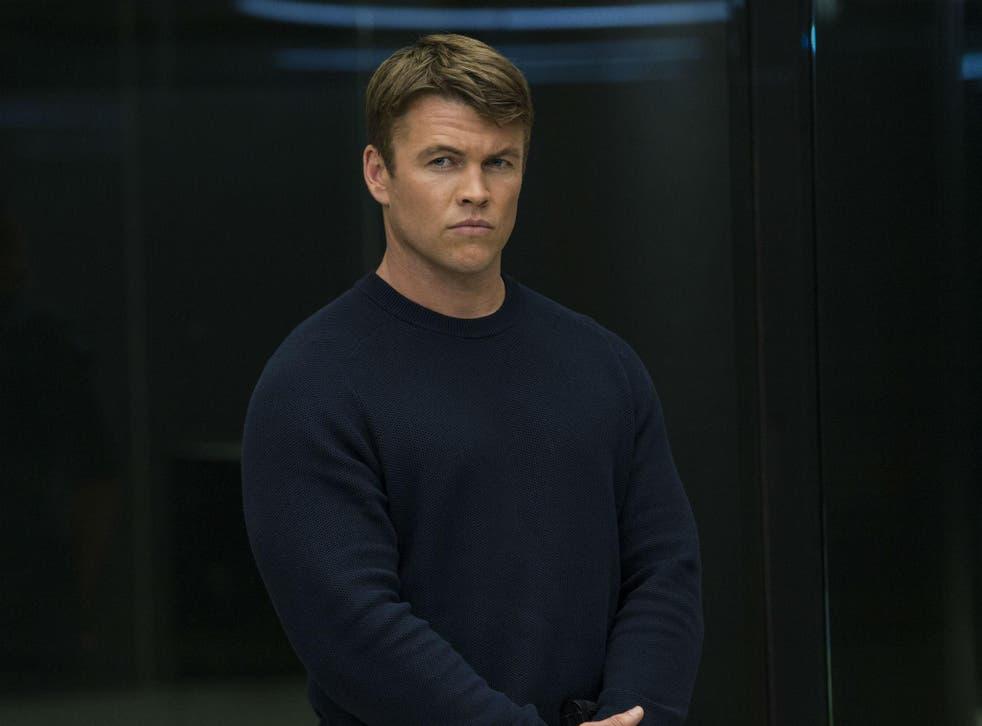 Luke Hemsworth as Stubbs in Westworld
