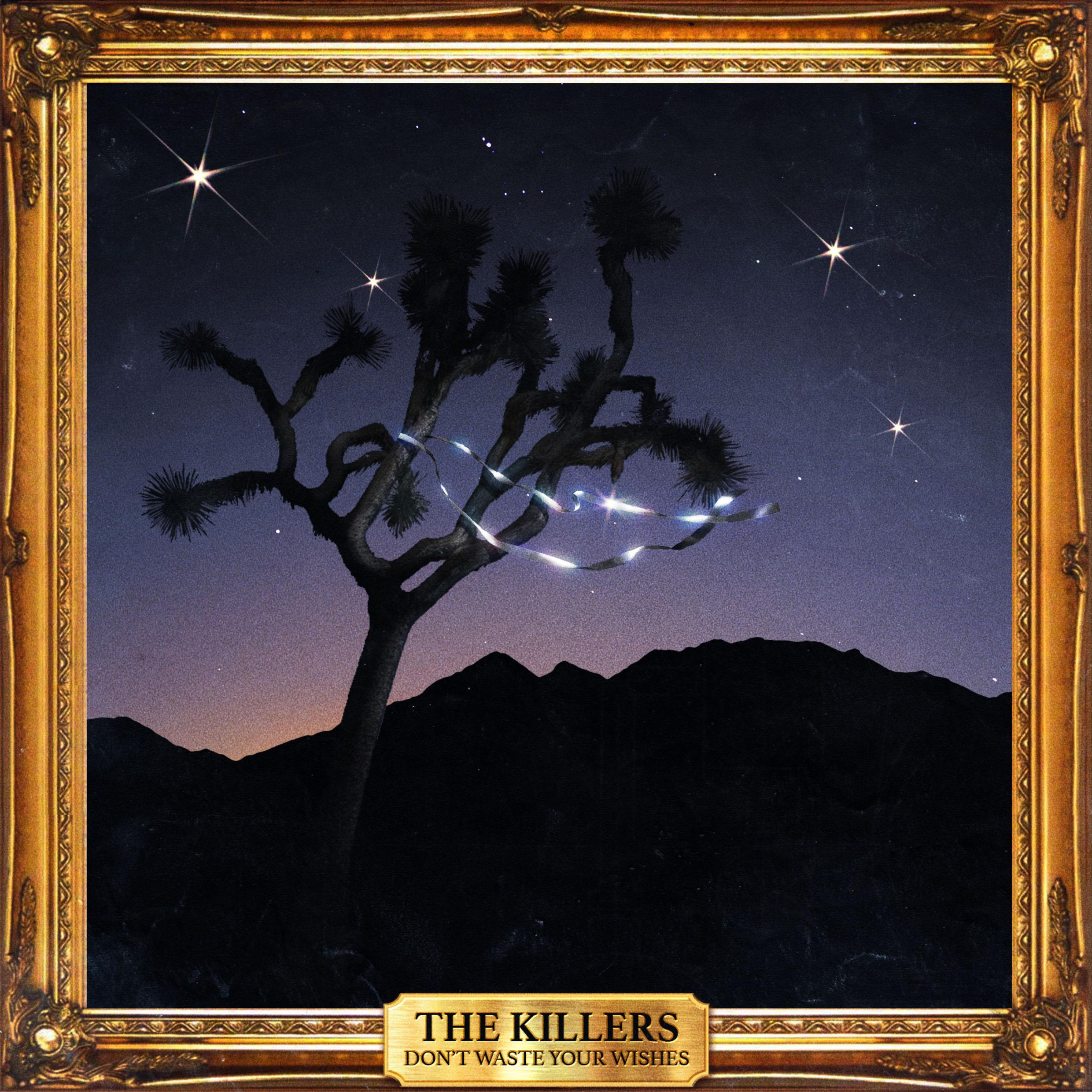 Christmas Album reviews: The Killers - Don\'t Waste Your Wishes ...