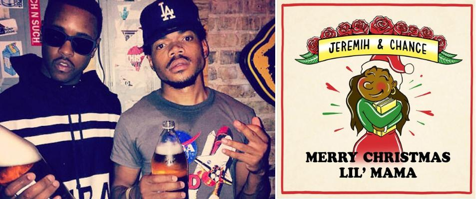 Merry Christmas Lil Mama.Chance The Rapper And Jeremih Save Christmas With Surprise