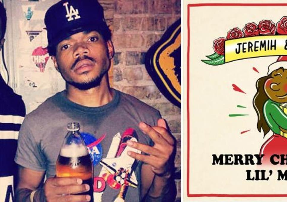 Chance the Rapper and Jeremih save Christmas with surprise
