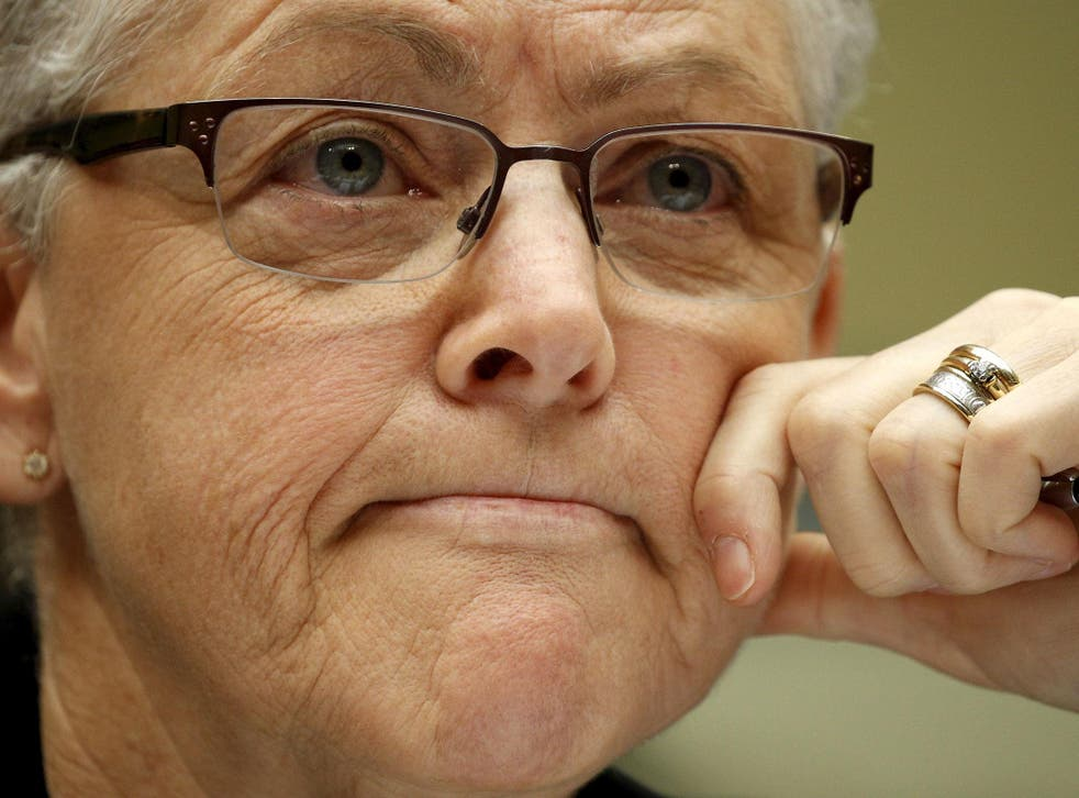 Gina McCarthy said Donald Trump's budget plan was even worse for the US environment than it first appeared