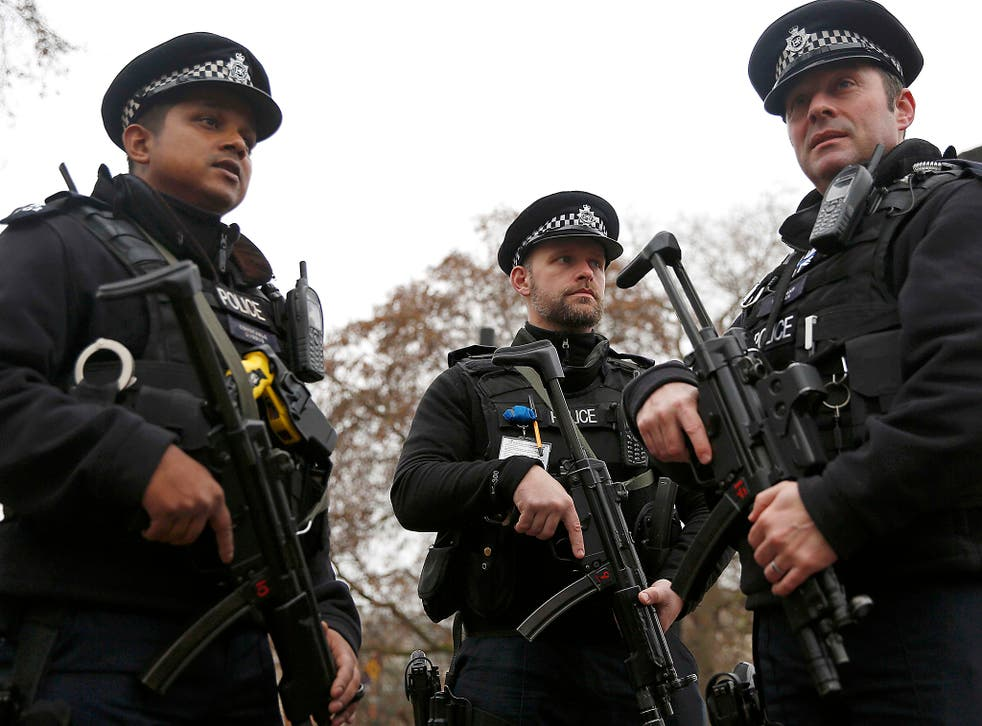 Met Police officers. A European Commission spokeswoman rejected Amnesty's criticism
