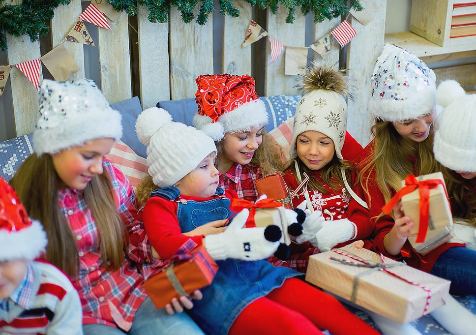 many children spent christmas with foster carers