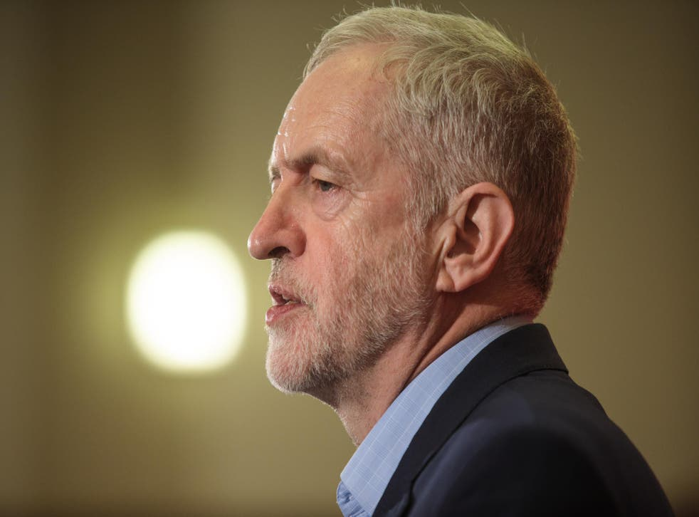 Mr Corbyn also revealed the party will be holding economic conferences across the UK in 2017