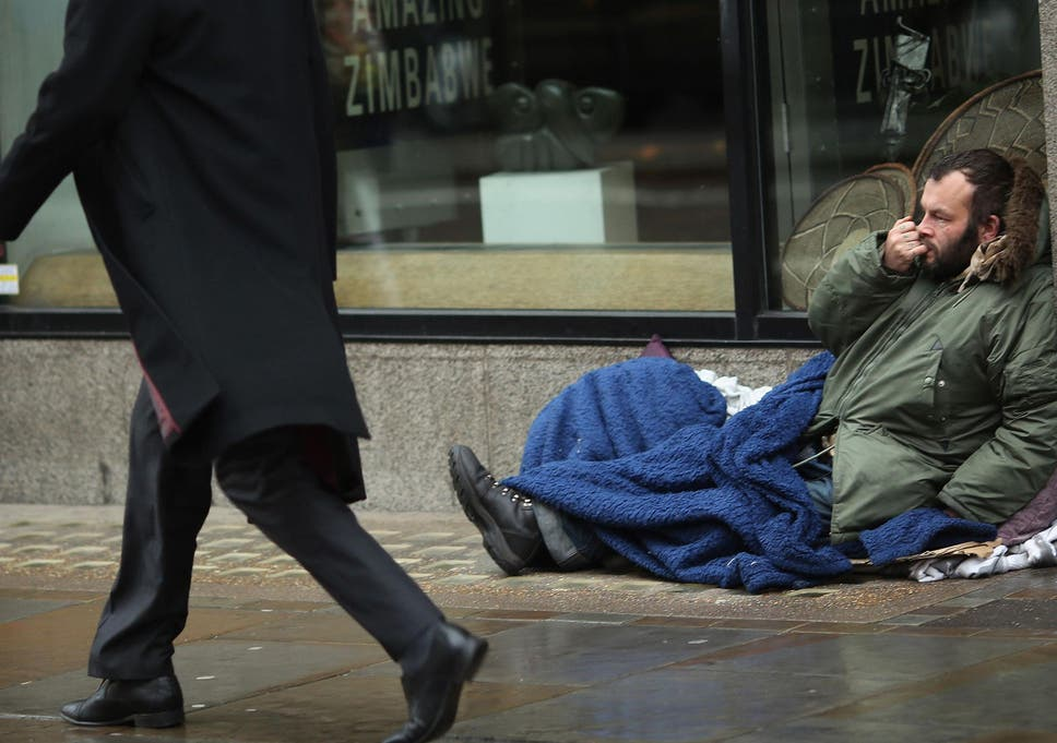 Christmas Helping Homeless.Muslim And Christian Groups Working Together To Help