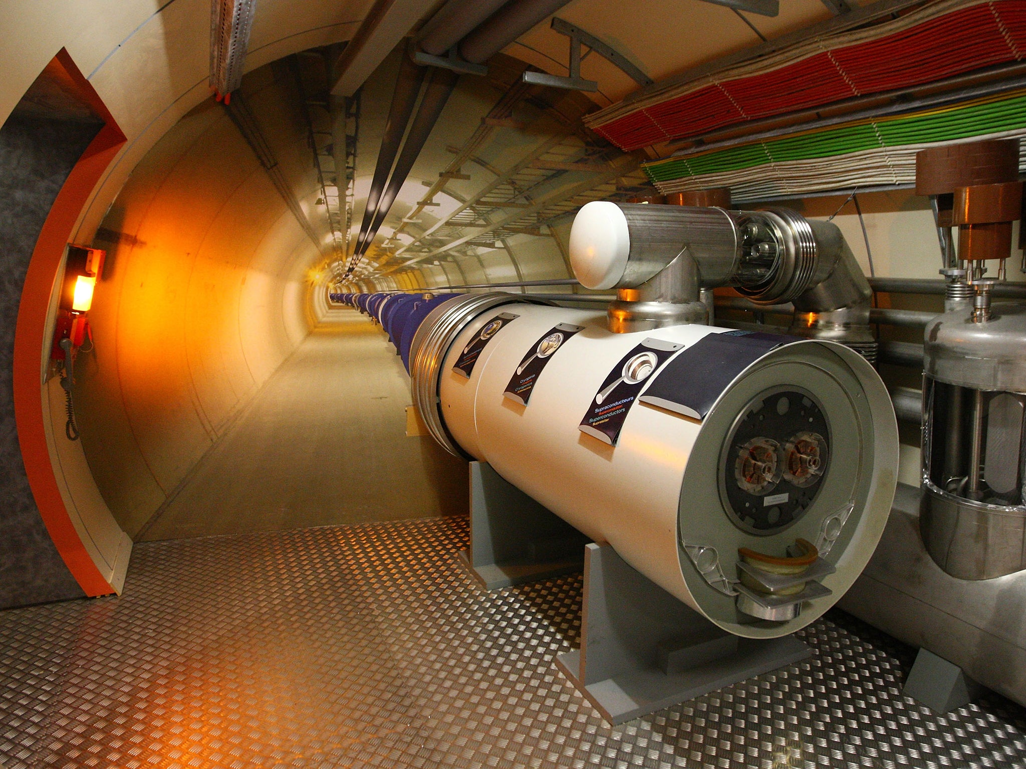 Scientists use laser to unlock the secrets of antimatter