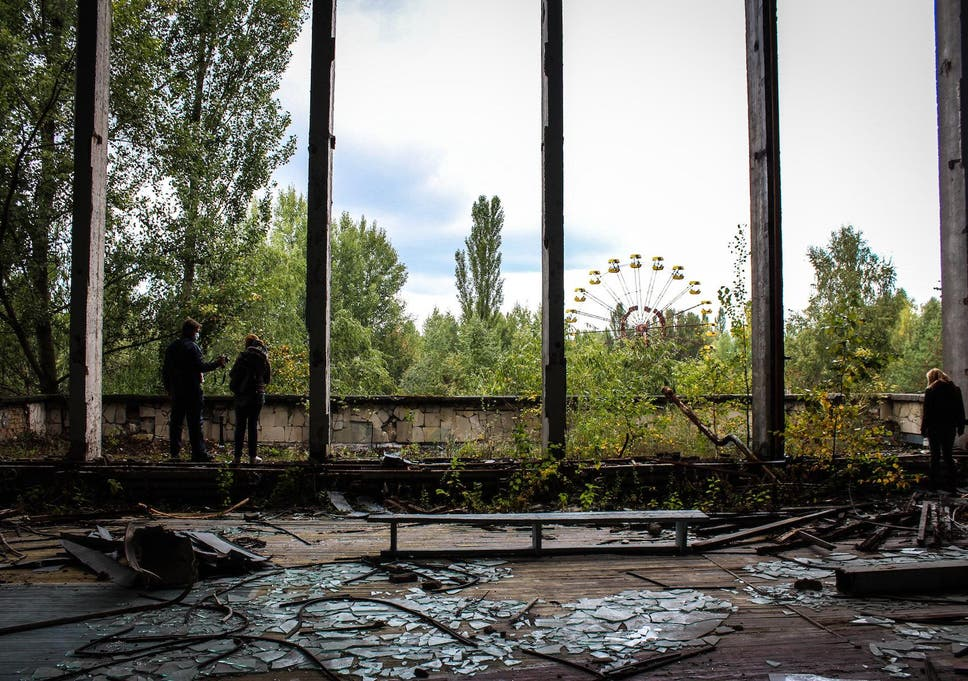 What it's like to visit the Chernobyl Exclusion Zone   The