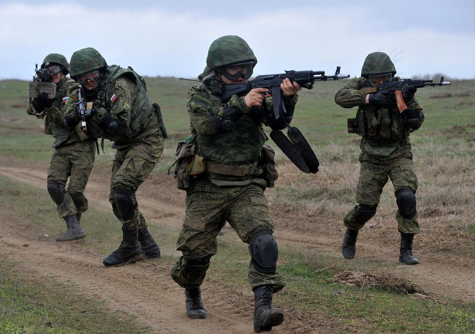 Russia Causes Alarm With Largest Ever Military Drills In Belarus