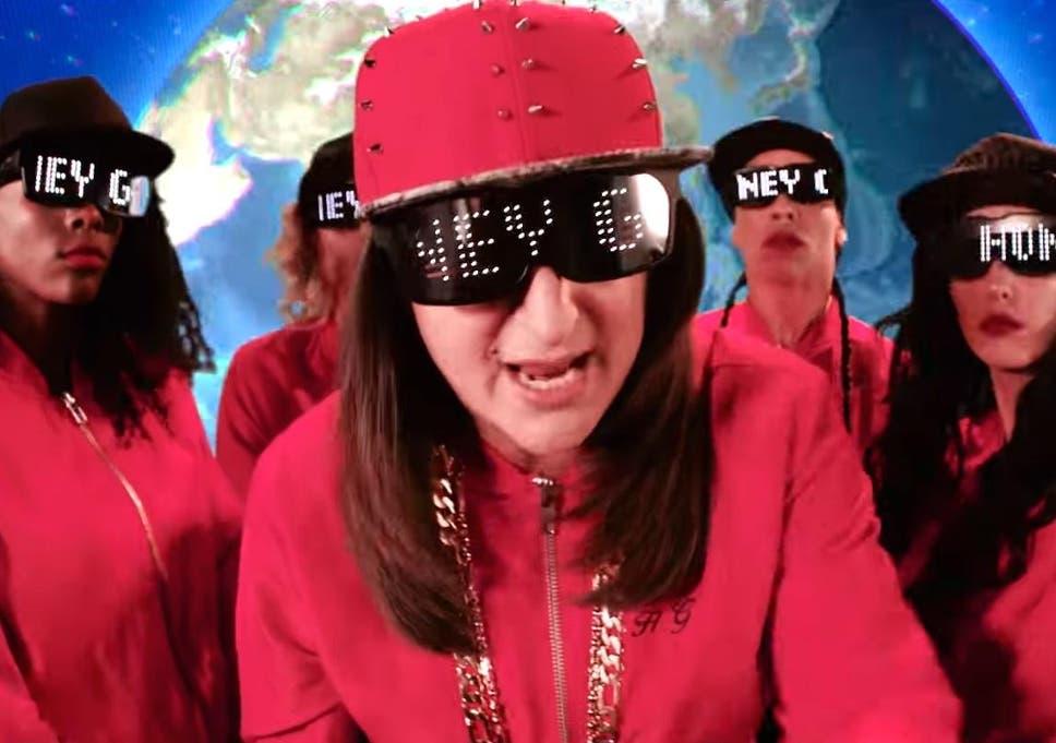 c0dd006edce Honey G releases first post-X Factor single - the 8 best lyrics ...