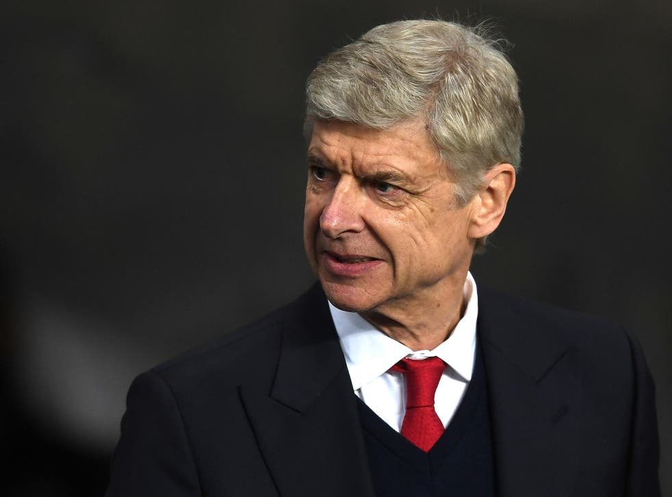 Wenger still believes that Arsenal are in the title race