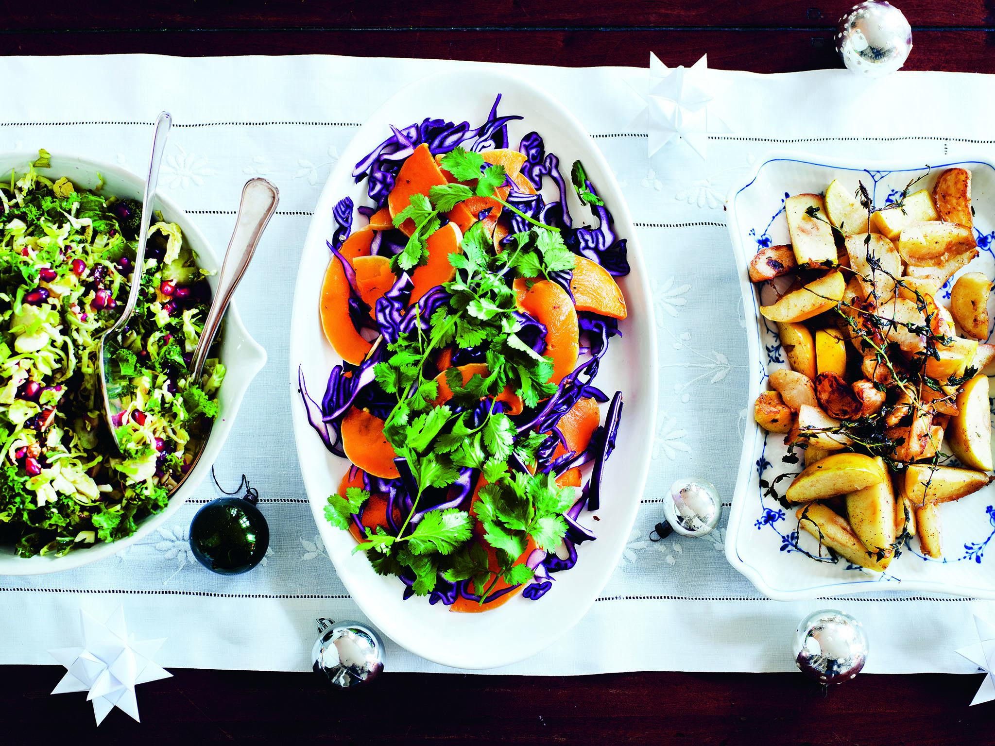 How To Make Healthy Winter Salad Recipes The Independent The Independent