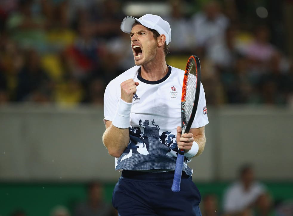 Sir Andy Murray, who received a knighthood in the 2017 New Year Honours list