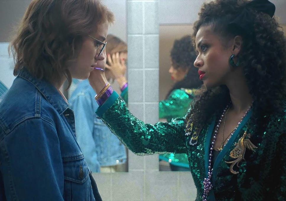 Black Mirrors San Junipero 2016s Most Life Affirming