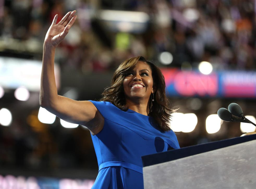 There have been calls for Michelle Obama to campaign for President in 2020