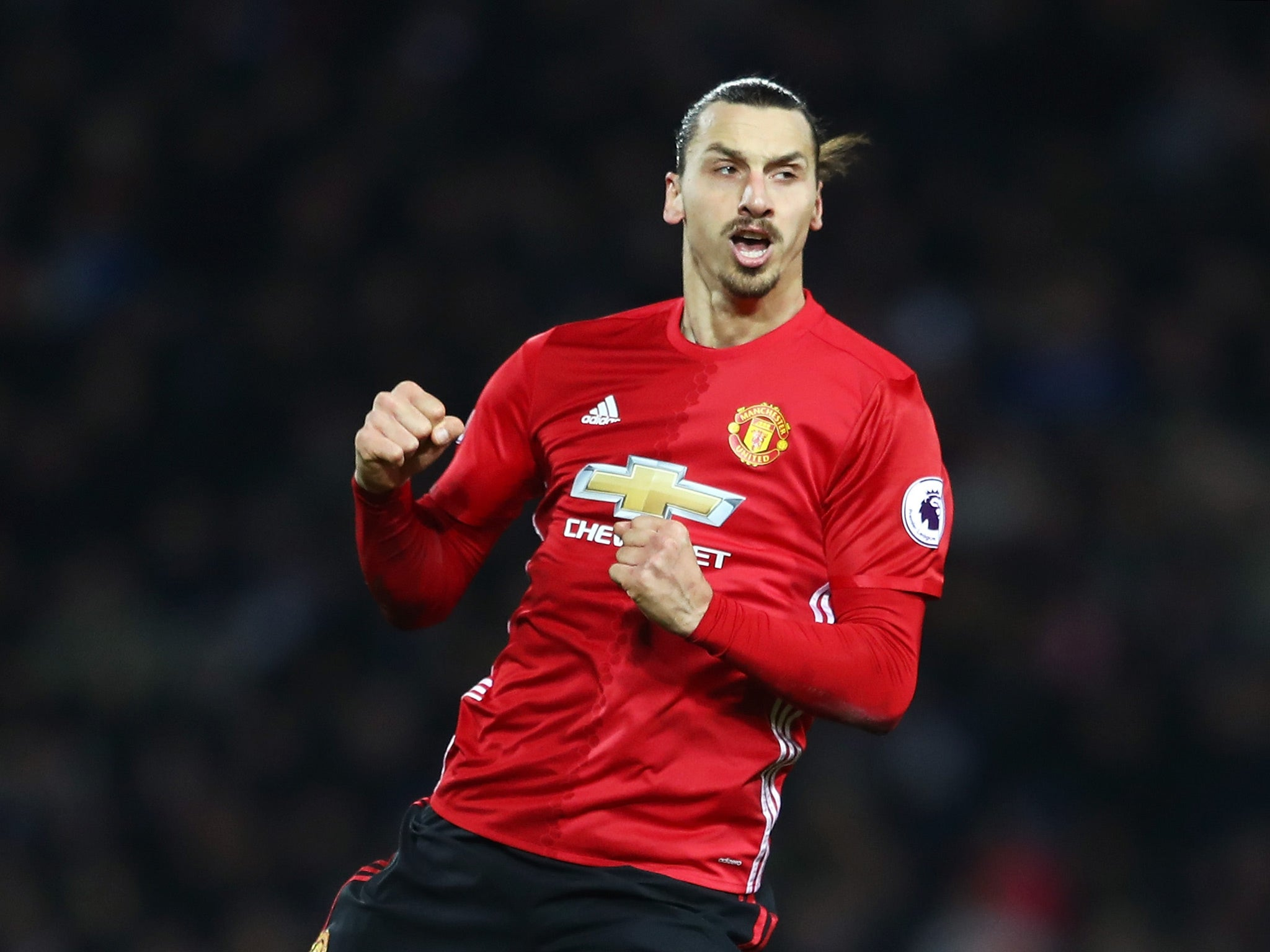 Manchester United news Zlatan Ibrahimovic sends fans a Merry