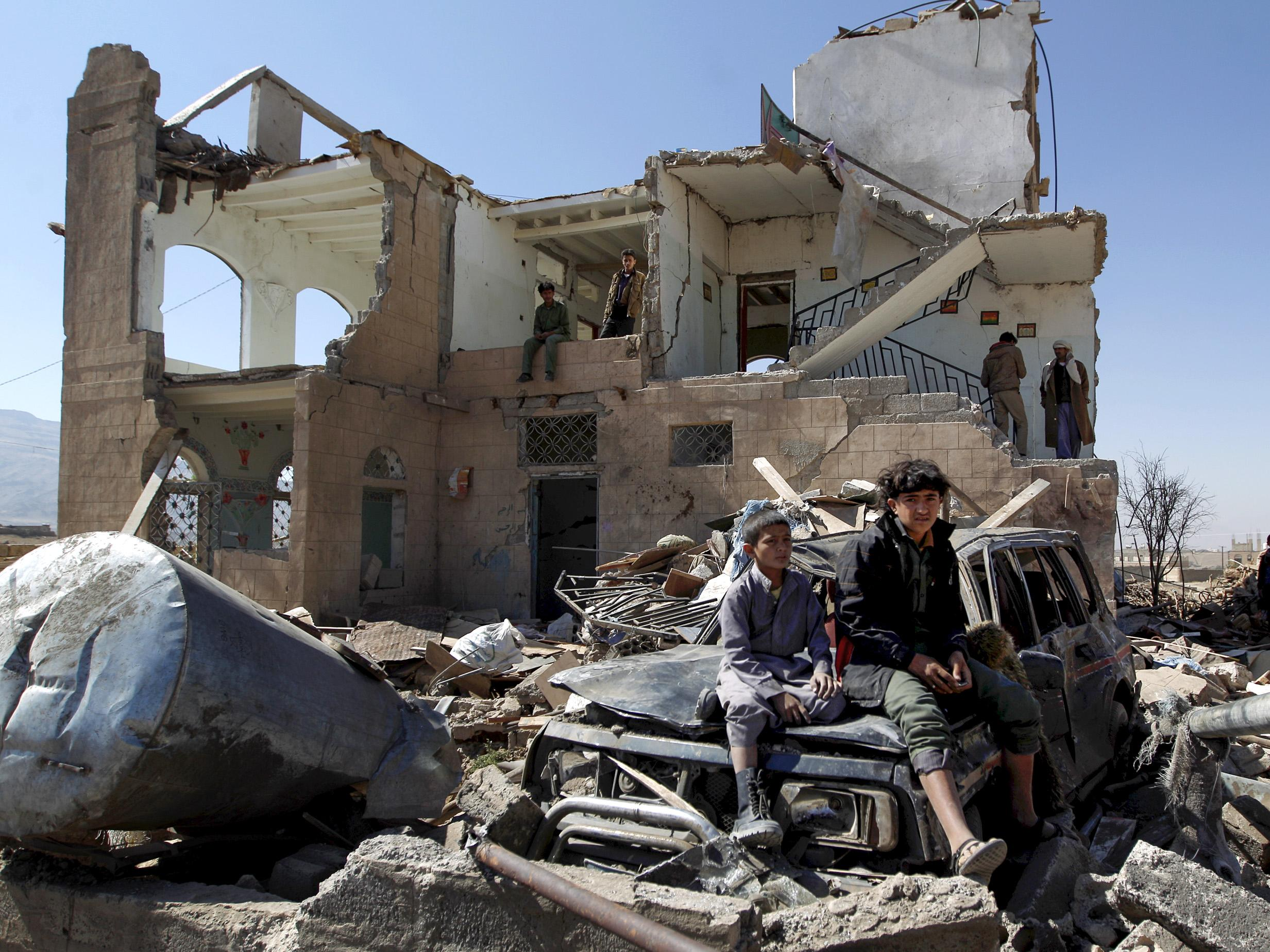 Ministry of Defence finds 'staggering violations of humanitarian law' by Saudi coalition forces in Yemen