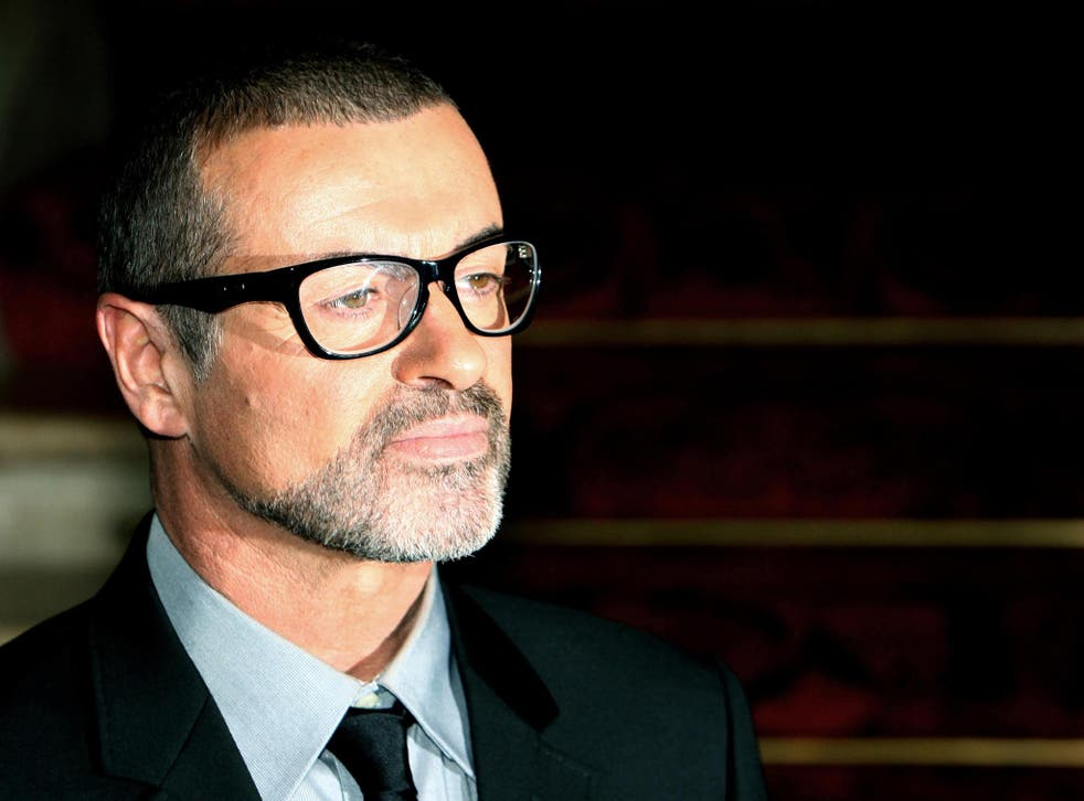 George Michael picture in 2011. The singer and gay rights activist died earlier this month
