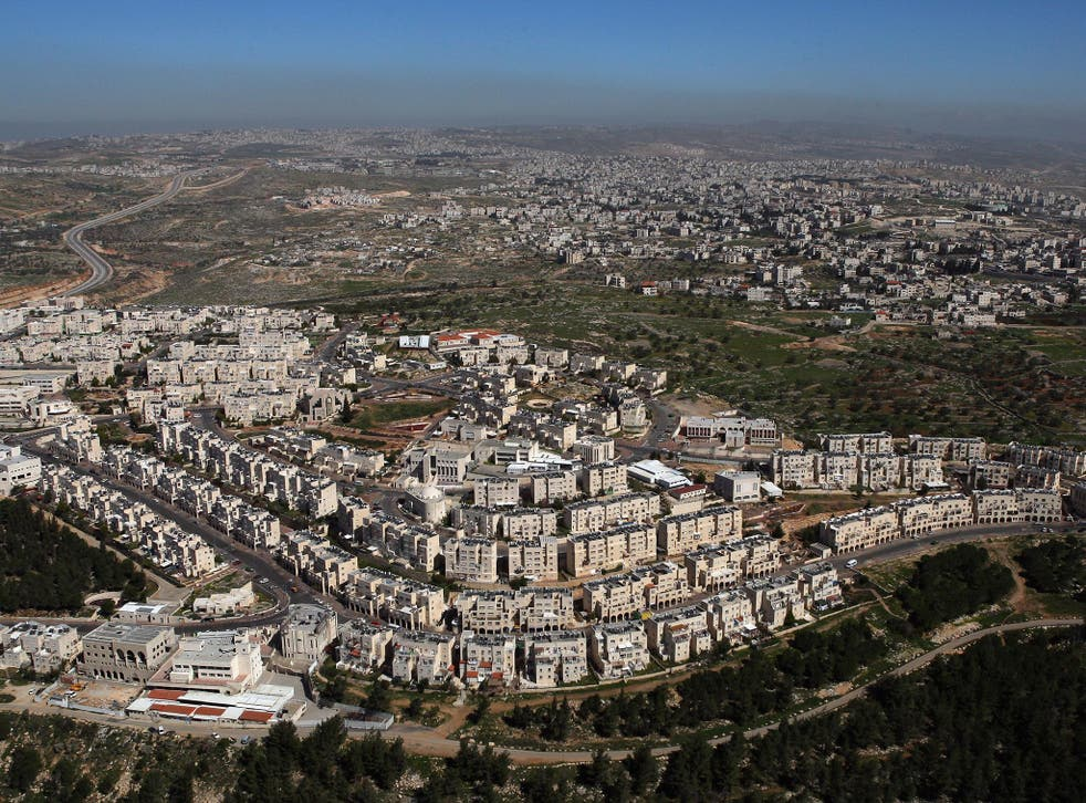Israeli settlement building in East Jerusalem has accelerated in recent years