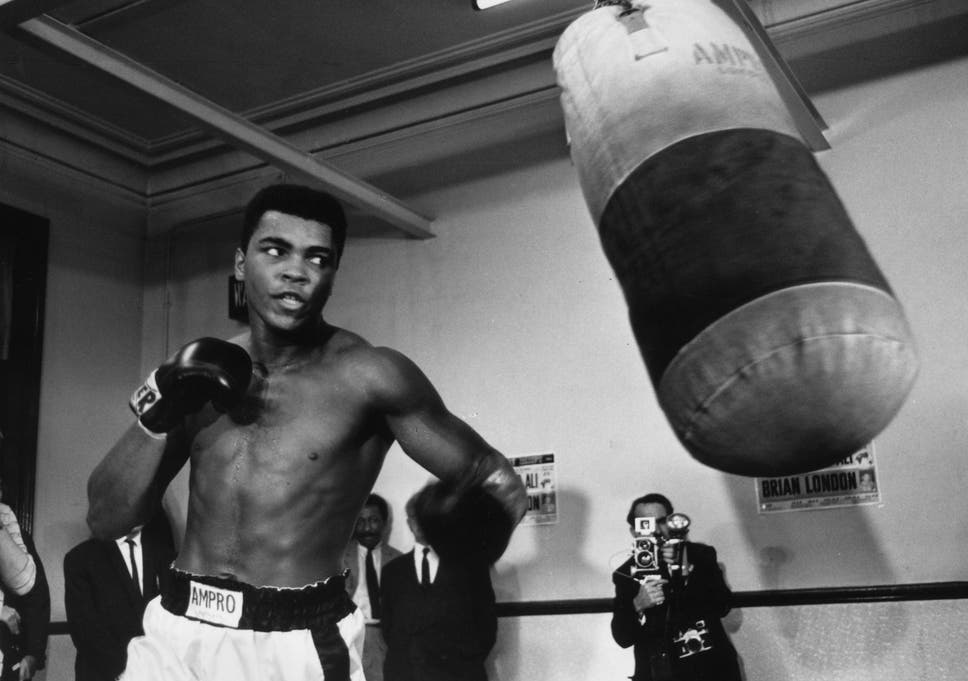 muhammad ali new musical based on life of boxing superstar and