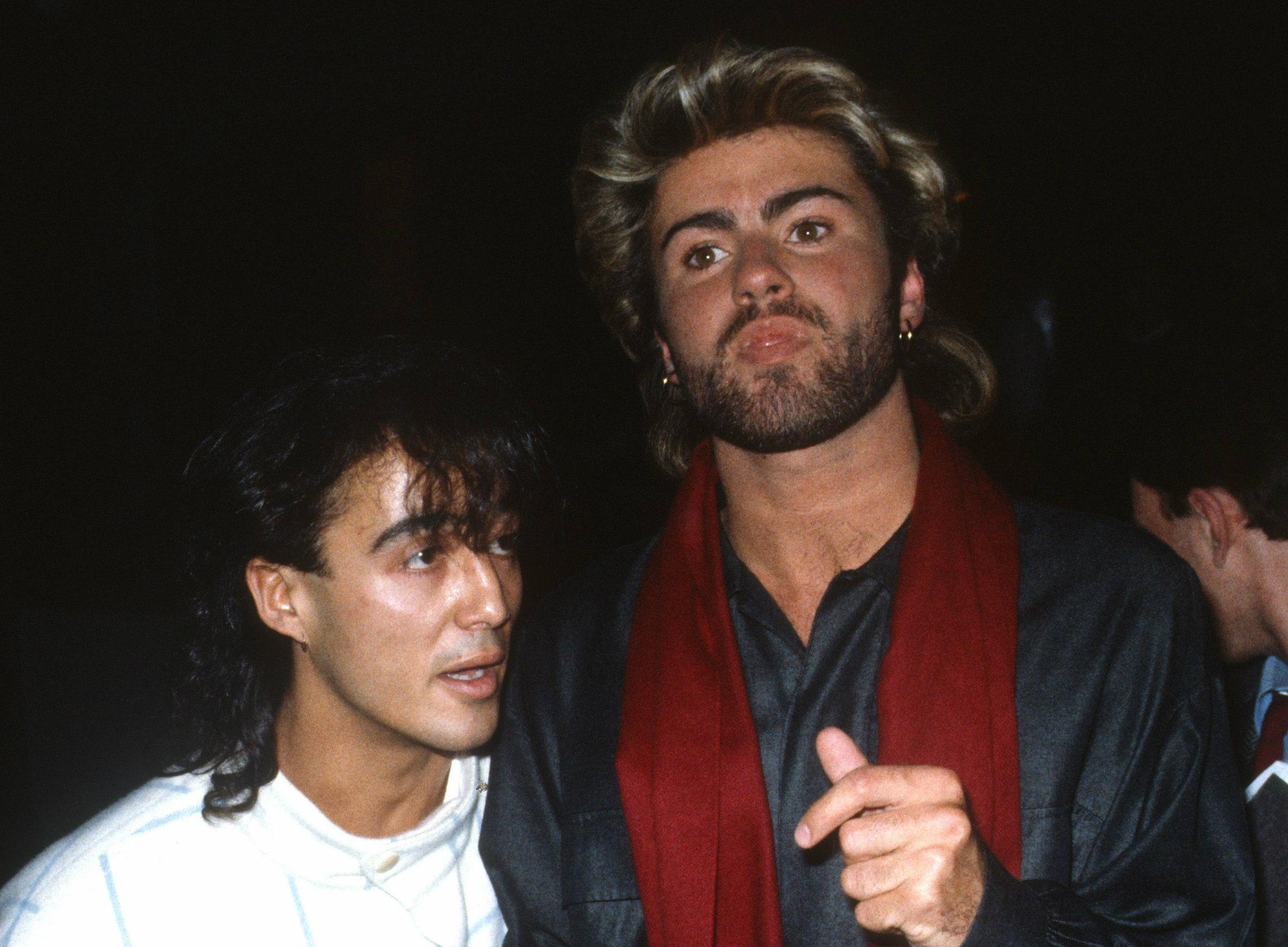 George Michael held special concert for NHS nurses after his mother ...