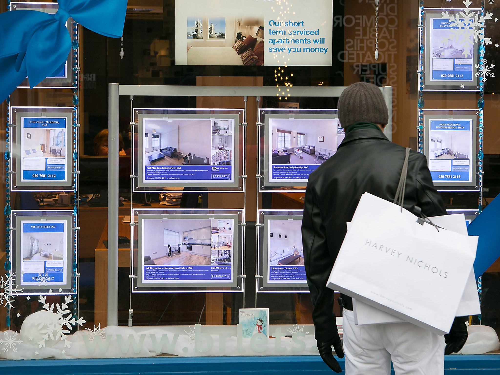 Fifth Of Uk Estate Agents Risk Going Bust Reveals Survey