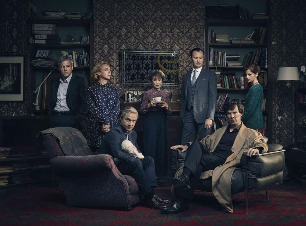 The show, starring Benedict Cumberbatch and Martin Freeman, airs in at least 240 territories across the globe