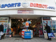 Sports Direct profits crash 73% as retailer takes hit from