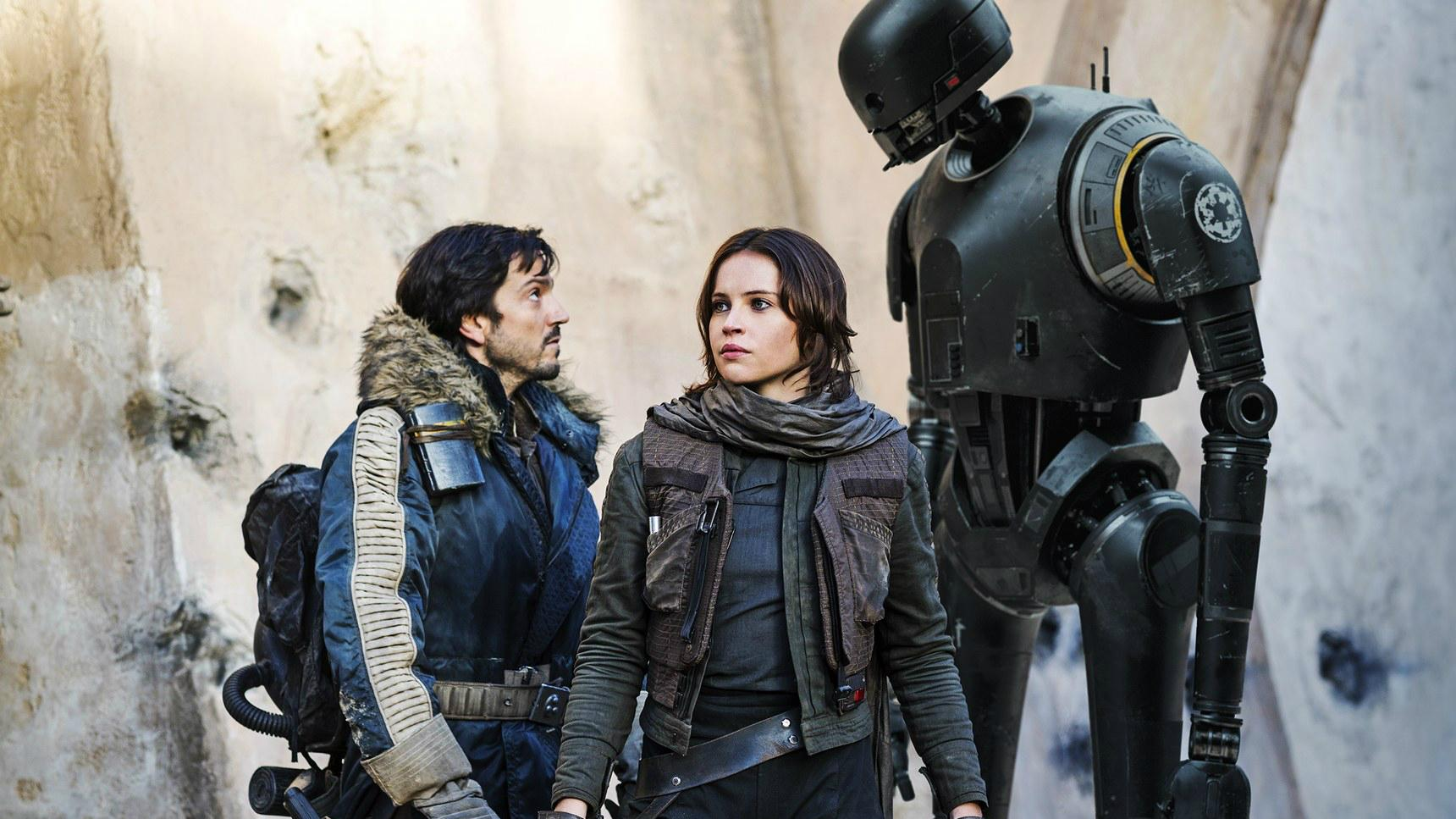 Rogue One 5 New Things We Learned From The Films Visual Guide