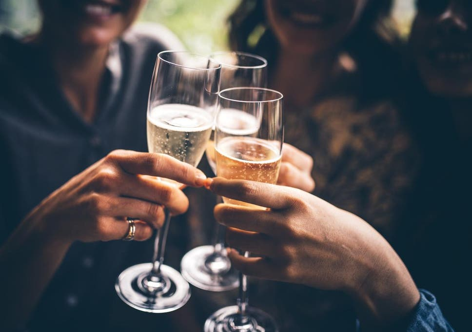 doctor warns women to drink less sparkling wine to avoid prosecco