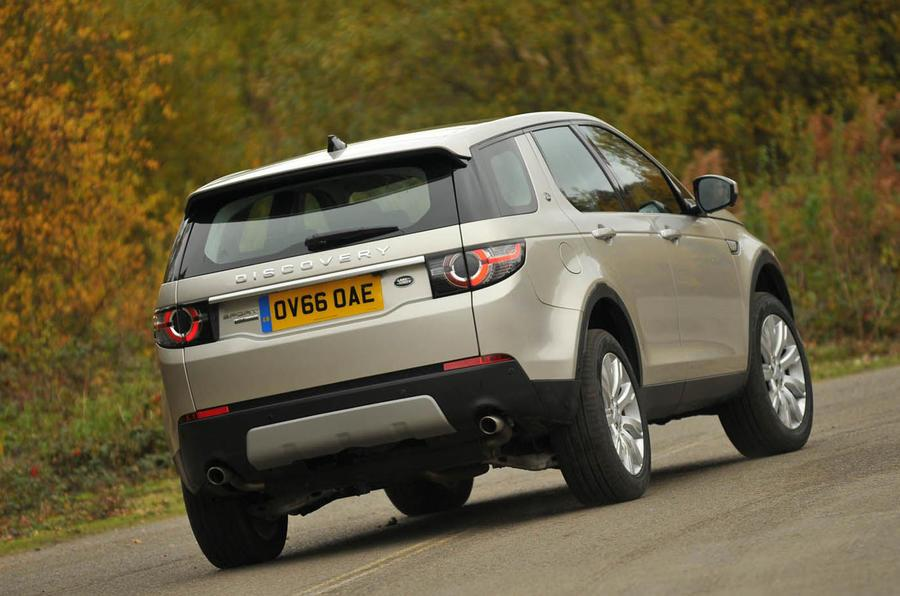 Review: Land Rover Discovery Sport HSE Luxury | The Independent