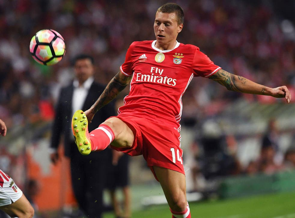 Victor Lindelof has been heavily linked with a move to Manchester United