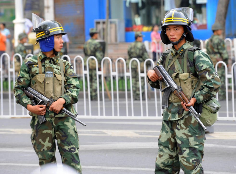 Xinjiang has been generally quiet this year, with no other major reported attacks
