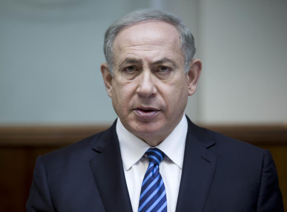 Israel's Prime Minister accused the US Secretary of State of not addressing the 'root' of the conflict