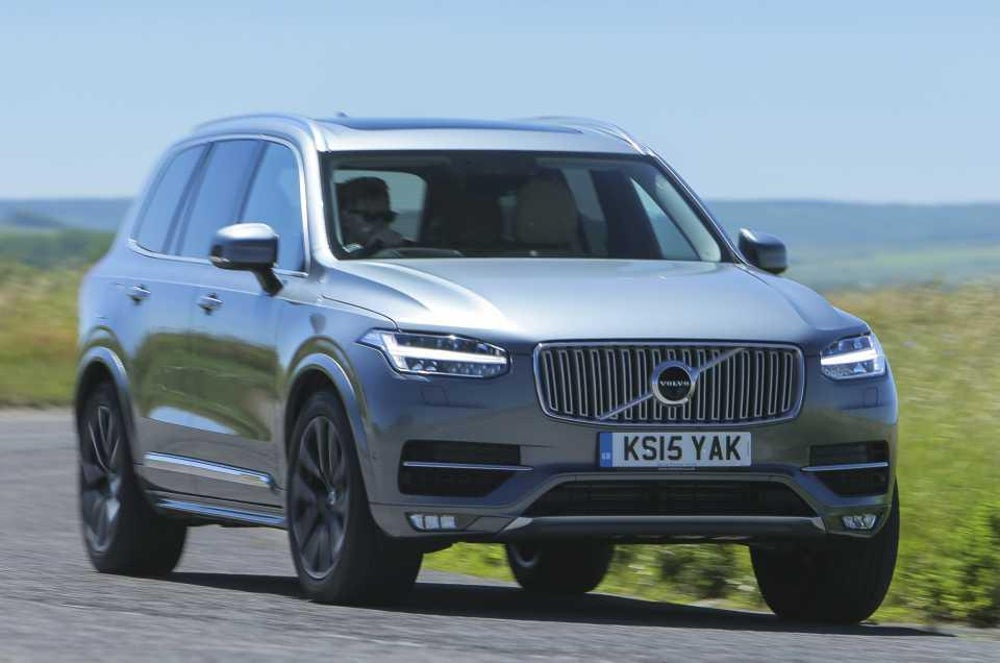 Audi Q7 And Volvo Xc90 Head To Head The Independent