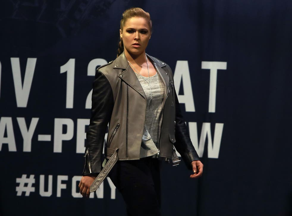 Dana White Says Ronda Rouseys UFC Career Is Probably